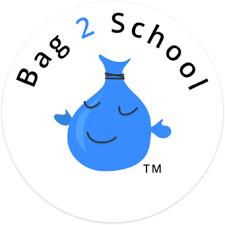 logo bag 2 school
