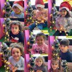 kerst groep